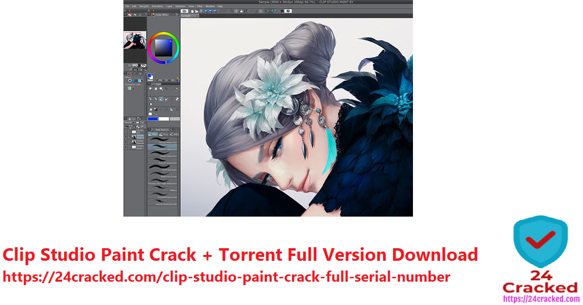 Clip Studio Paint Crack + Torrent Full Version Download