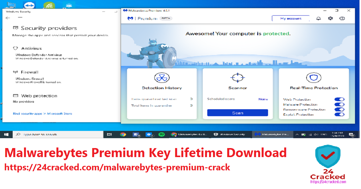 Malwarebytes Premium Key Lifetime Download