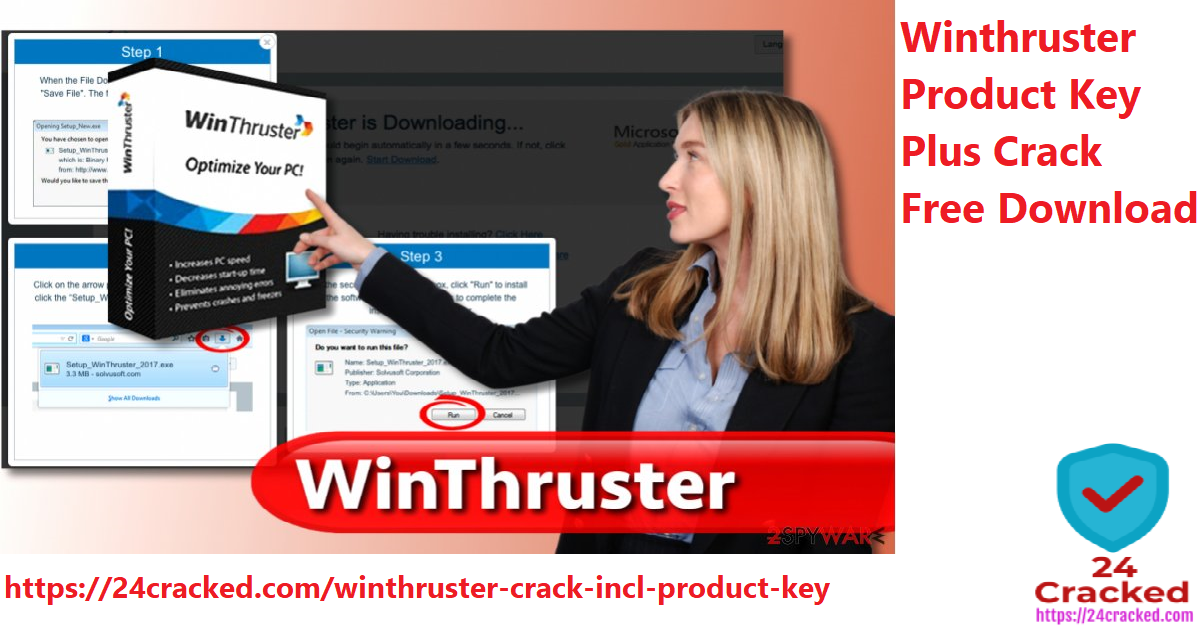 Winthruster Product Key Crack Free Download