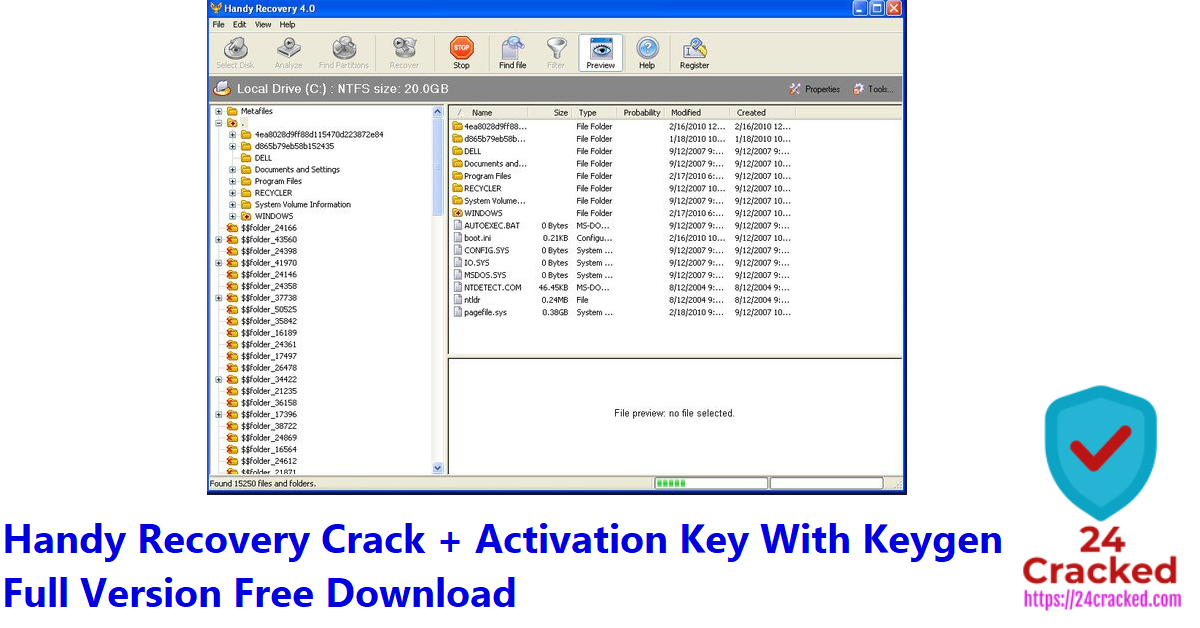 Handy Recovery Crack + Activation Key With Keygen Full Version Free Download