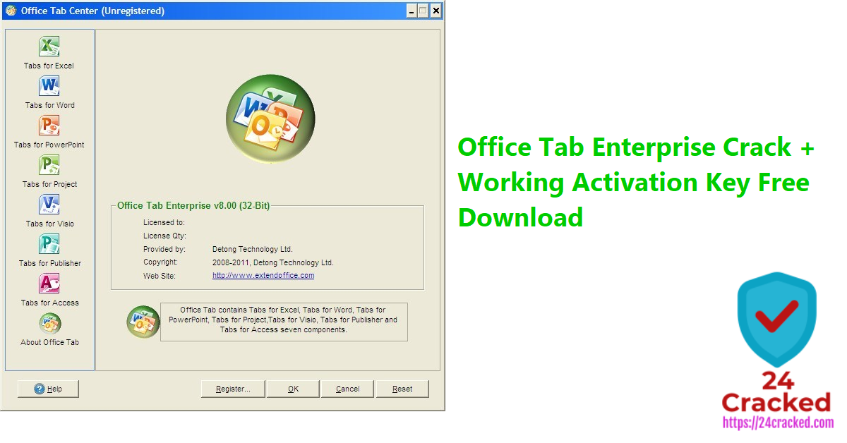 Office Tab Enterprise Crack + Working Activation Key Free Download