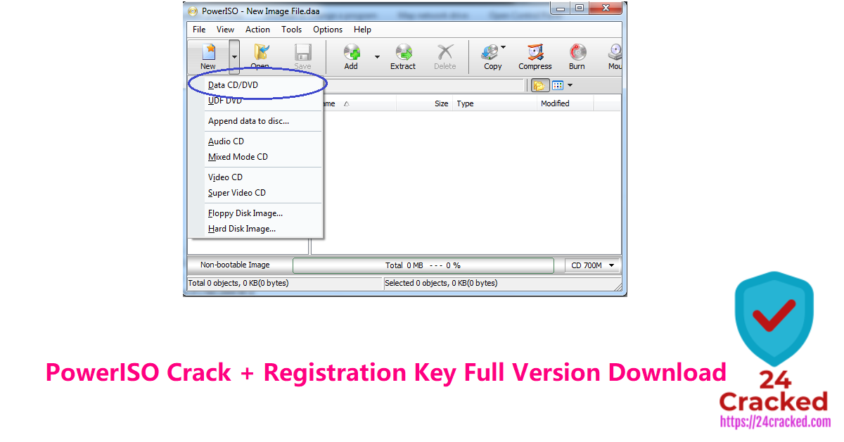 PowerISO Crack + Registration Key Full Version Download