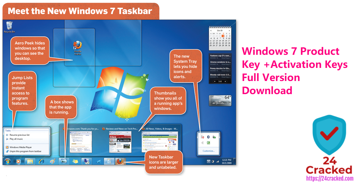 Windows 7 Product Key +Activation Keys Full Version Download