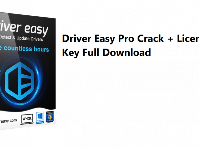 Driver Easy Pro Crack + License Key Full Download