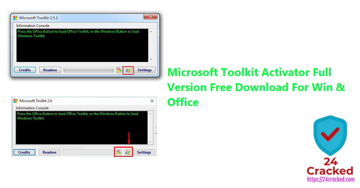 Microsoft Toolkit Activator Full Version Free Download For Win & Office