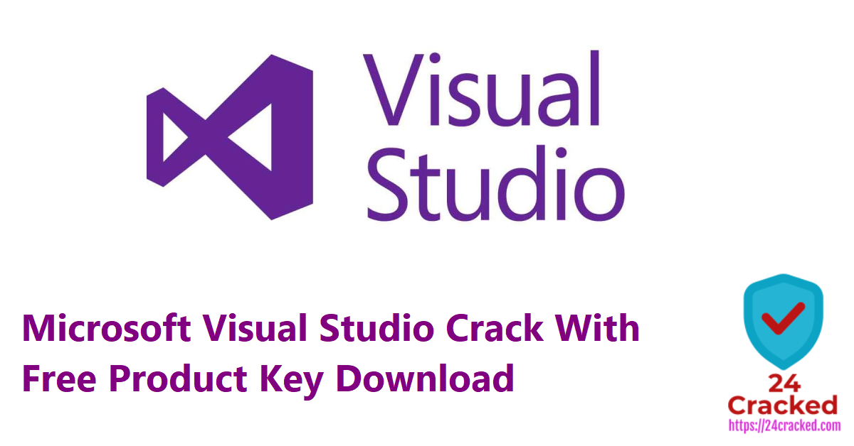 Microsoft Visual Studio Crack With Free Product Key Download