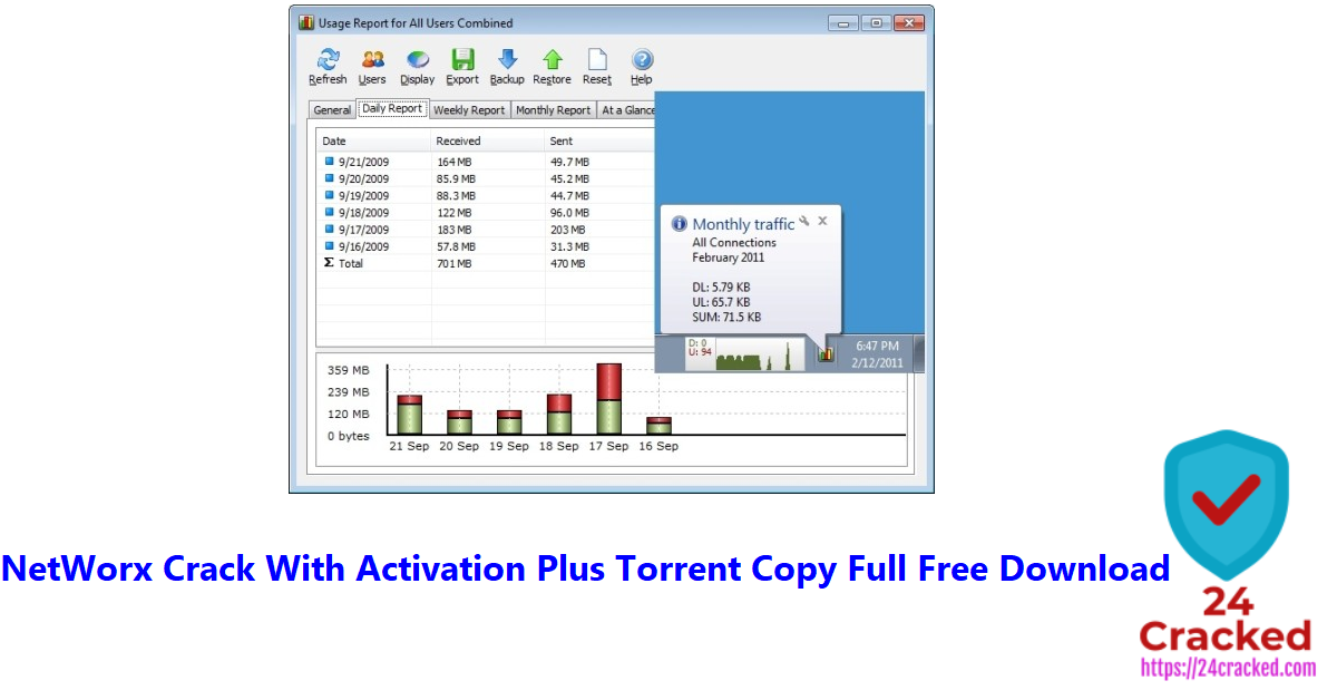 NetWorx Crack With Activation Plus Torrent Copy Full Free Download