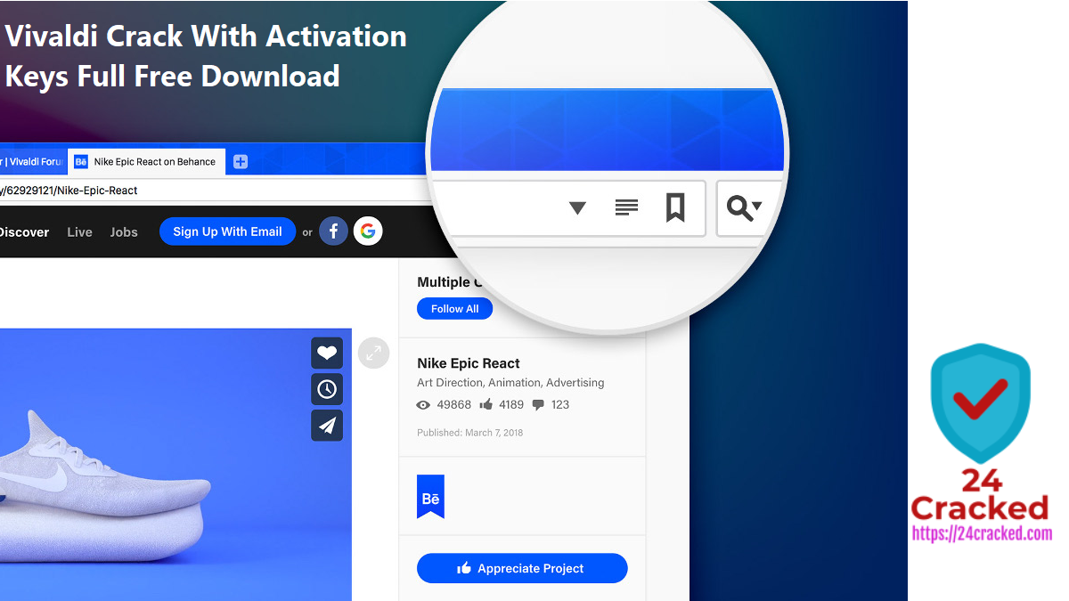 Vivaldi Crack With Activation Keys Full Free Download