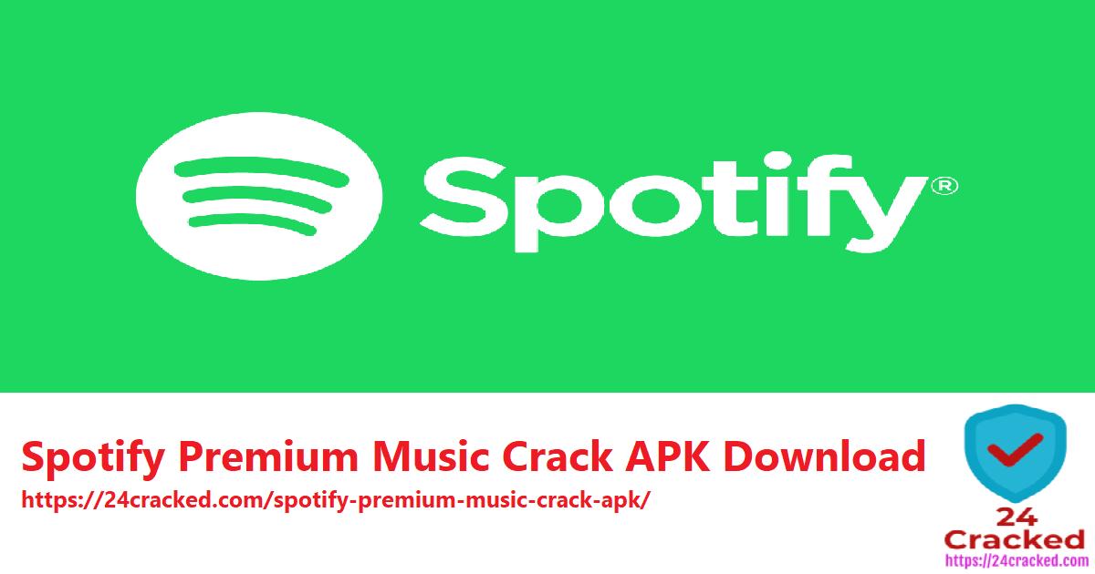Spotify Premium Music Crack